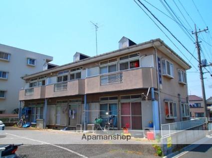 埼玉県入間郡三芳町、みずほ台駅徒歩25分の築28年 2階建の賃貸アパート