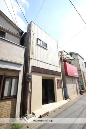 埼玉県富士見市、鶴瀬駅徒歩10分の築45年 2階建の賃貸一戸建て