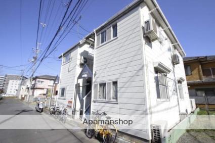 埼玉県朝霞市、北朝霞駅徒歩15分の築23年 2階建の賃貸アパート