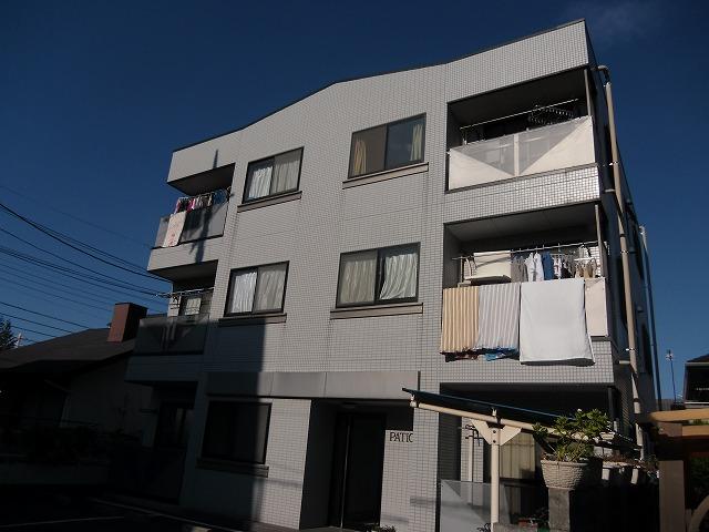 埼玉県朝霞市、朝霞駅徒歩5分の築21年 3階建の賃貸マンション