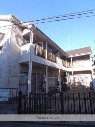 埼玉県朝霞市、北朝霞駅徒歩15分の築27年 2階建の賃貸アパート