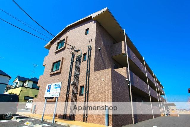 埼玉県川越市、上福岡駅徒歩29分の築10年 3階建の賃貸マンション