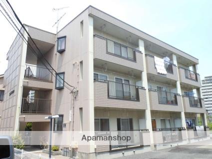 埼玉県川越市、南古谷駅徒歩14分の築22年 3階建の賃貸マンション