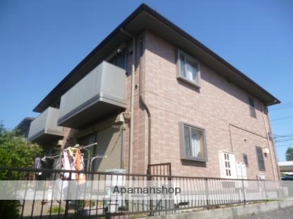 埼玉県ふじみ野市、ふじみ野駅徒歩24分の築13年 2階建の賃貸アパート