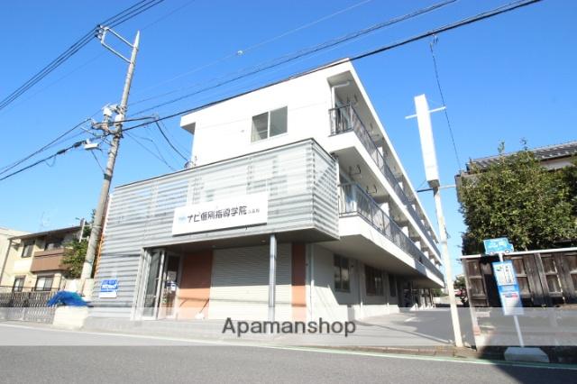 埼玉県久喜市、久喜駅徒歩8分の築31年 3階建の賃貸マンション