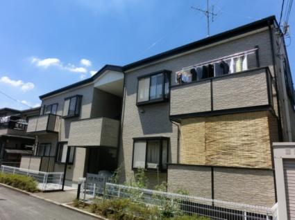 埼玉県さいたま市岩槻区、岩槻駅徒歩14分の築15年 2階建の賃貸アパート