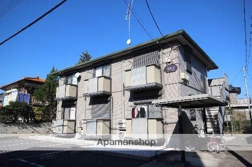 埼玉県久喜市、久喜駅徒歩12分の築15年 2階建の賃貸アパート