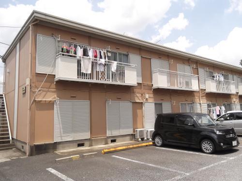 埼玉県さいたま市岩槻区、岩槻駅徒歩16分の築29年 2階建の賃貸アパート