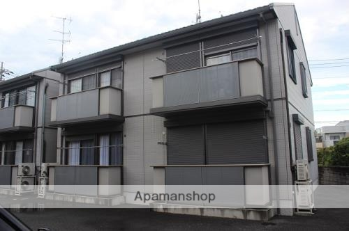 埼玉県久喜市、栗橋駅徒歩12分の築13年 2階建の賃貸アパート