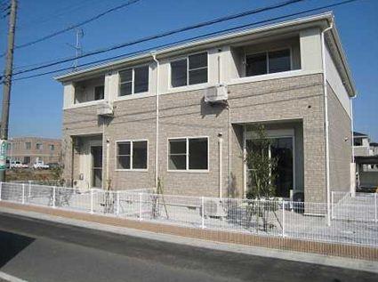 埼玉県幸手市、幸手駅徒歩23分の築7年 2階建の賃貸アパート