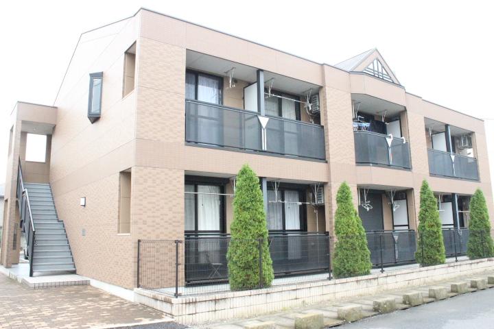 埼玉県幸手市、幸手駅徒歩20分の築7年 2階建の賃貸アパート
