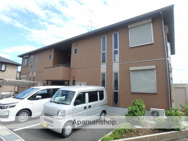 埼玉県春日部市、一ノ割駅徒歩4分の築7年 2階建の賃貸アパート