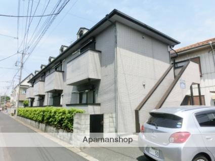 埼玉県さいたま市岩槻区、岩槻駅徒歩10分の築19年 2階建の賃貸アパート