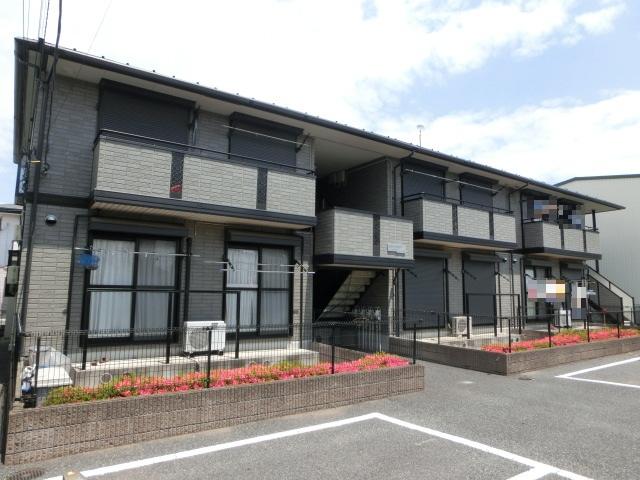 埼玉県春日部市、北春日部駅徒歩10分の築16年 2階建の賃貸アパート