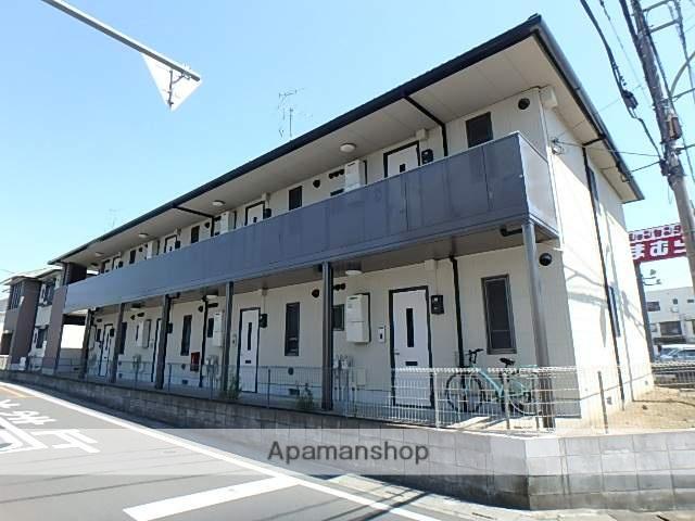 埼玉県春日部市、藤の牛島駅徒歩11分の築17年 2階建の賃貸アパート