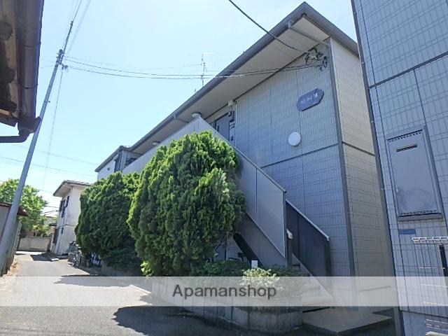 埼玉県さいたま市岩槻区、岩槻駅徒歩7分の築16年 2階建の賃貸アパート