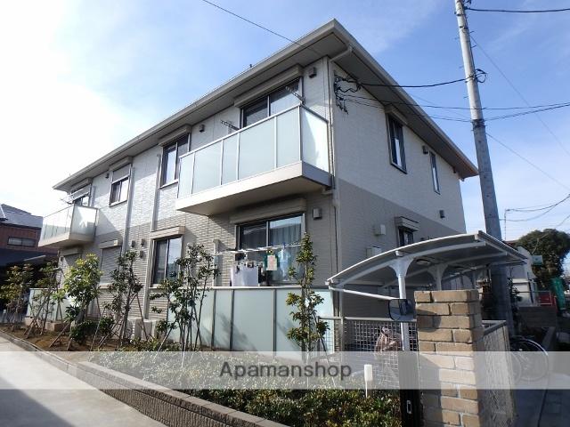 埼玉県春日部市、春日部駅徒歩15分の築3年 2階建の賃貸アパート
