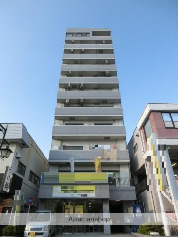 埼玉県春日部市、春日部駅徒歩7分の築19年 11階建の賃貸マンション