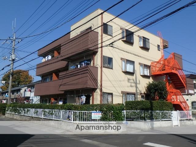 埼玉県春日部市、せんげん台駅徒歩12分の築28年 3階建の賃貸マンション