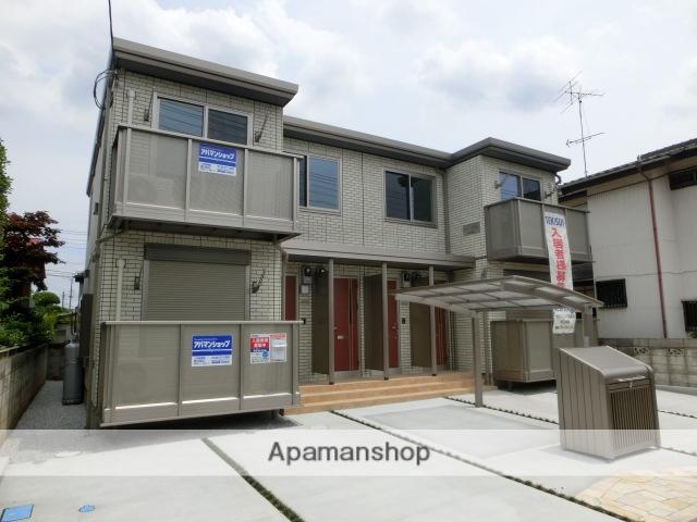 埼玉県春日部市、豊春駅徒歩8分の築2年 2階建の賃貸アパート