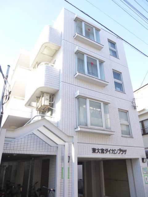埼玉県さいたま市見沼区、東大宮駅徒歩12分の築27年 4階建の賃貸マンション