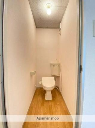 レジデンス東光[3K/46.5m2]のトイレ