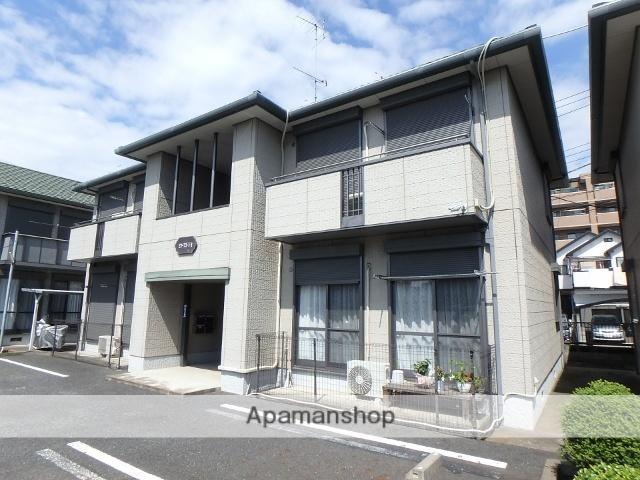 埼玉県春日部市、東岩槻駅徒歩13分の築15年 2階建の賃貸アパート