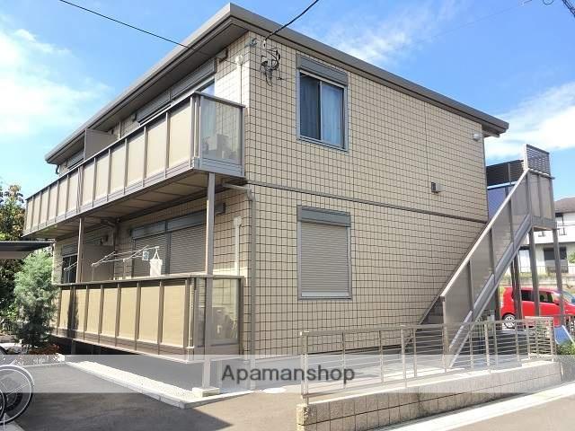 埼玉県春日部市、南桜井駅徒歩10分の新築 2階建の賃貸アパート