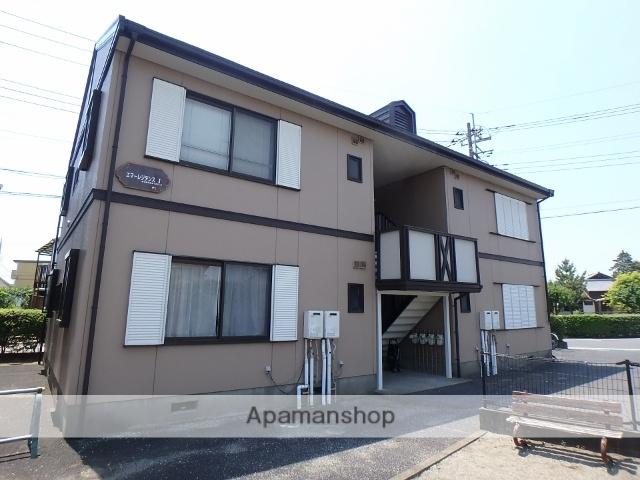 埼玉県春日部市、藤の牛島駅徒歩16分の築23年 2階建の賃貸アパート