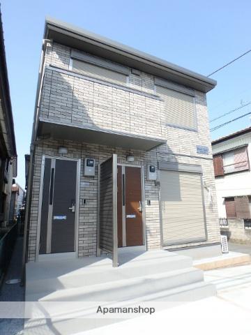 埼玉県春日部市、武里駅徒歩14分の新築 2階建の賃貸アパート