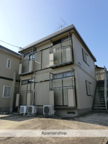 埼玉県春日部市、南桜井駅徒歩17分の築23年 2階建の賃貸アパート