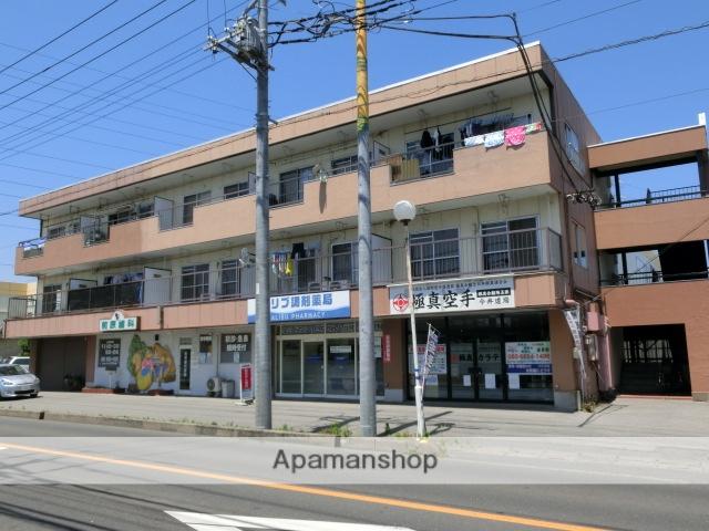 埼玉県春日部市、東岩槻駅徒歩19分の築36年 3階建の賃貸マンション