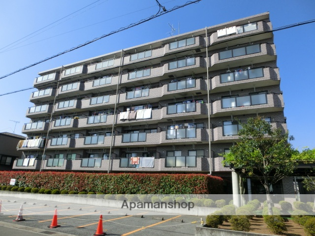 埼玉県春日部市、武里駅徒歩28分の築16年 7階建の賃貸マンション