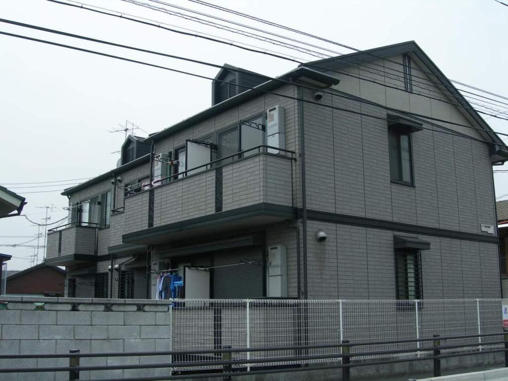 埼玉県春日部市、一ノ割駅徒歩11分の築18年 2階建の賃貸アパート