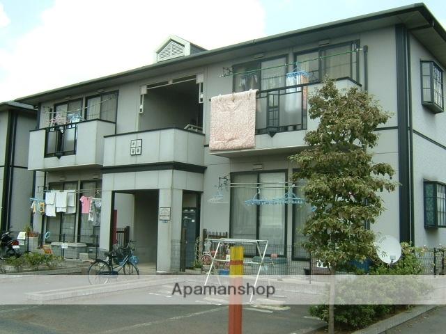 埼玉県さいたま市岩槻区、岩槻駅徒歩12分の築24年 2階建の賃貸アパート