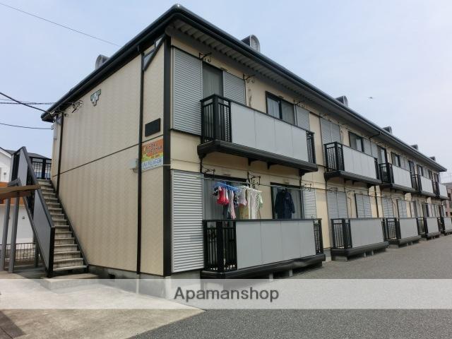 埼玉県さいたま市岩槻区、岩槻駅徒歩18分の築19年 2階建の賃貸アパート