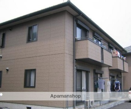 埼玉県春日部市、藤の牛島駅徒歩12分の築17年 2階建の賃貸アパート