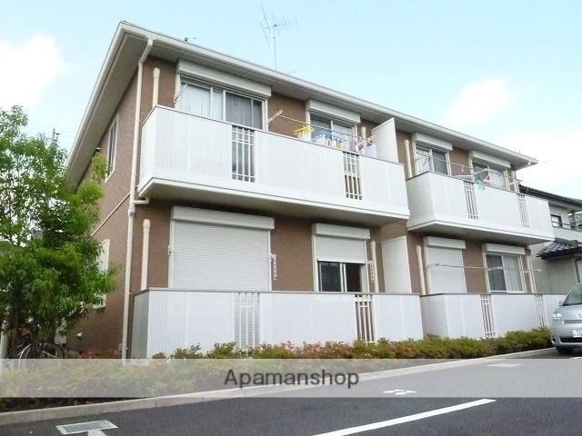 埼玉県加須市、加須駅徒歩7分の築10年 2階建の賃貸アパート