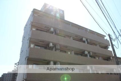 埼玉県久喜市、久喜駅徒歩9分の築26年 5階建の賃貸マンション