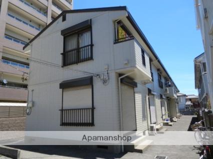埼玉県久喜市、久喜駅徒歩5分の築28年 2階建の賃貸アパート