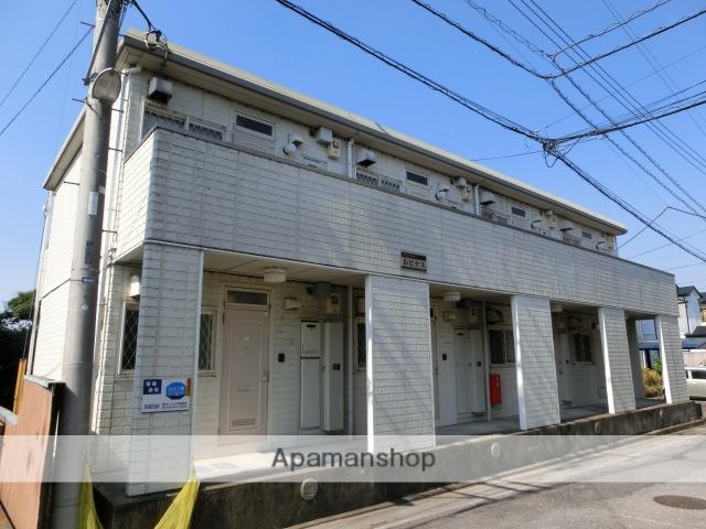 埼玉県春日部市、春日部駅徒歩11分の築22年 2階建の賃貸アパート