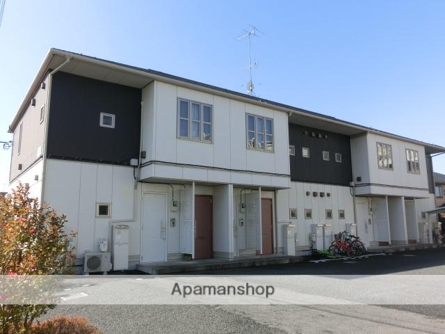 埼玉県久喜市、久喜駅徒歩18分の築10年 2階建の賃貸アパート