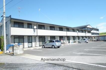 埼玉県加須市、新古河駅徒歩3分の築20年 2階建の賃貸アパート