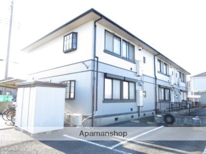 埼玉県久喜市、久喜駅徒歩21分の築22年 2階建の賃貸アパート