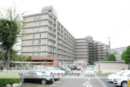 埼玉県久喜市、久喜駅徒歩7分の築35年 9階建の賃貸マンション