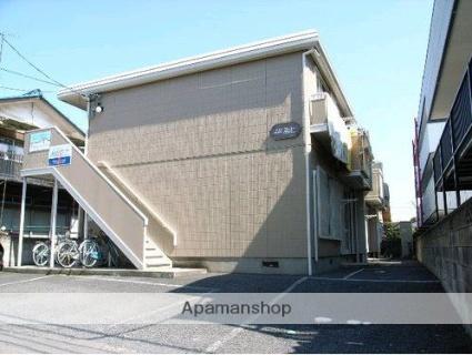 埼玉県久喜市、久喜駅徒歩6分の築25年 2階建の賃貸アパート