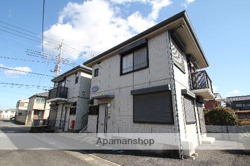 埼玉県久喜市、久喜駅徒歩20分の築22年 2階建の賃貸アパート