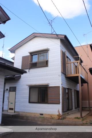 埼玉県久喜市、鷲宮駅徒歩4分の築27年 2階建の賃貸一戸建て