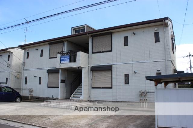 埼玉県久喜市、南栗橋駅徒歩6分の築27年 2階建の賃貸アパート