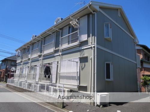 埼玉県久喜市、久喜駅徒歩22分の築24年 2階建の賃貸アパート